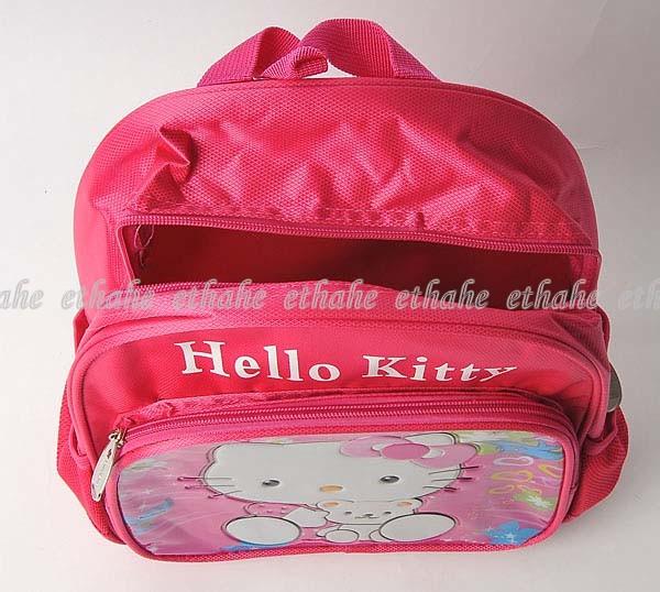Hello Kitty Kids Mini Plush Shopping Backpack EAGEIM